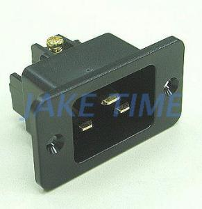 Audio Grade IEC 60320 C20 Power Plug